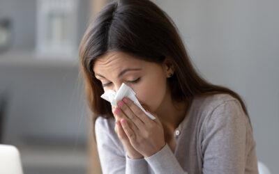 Koronaforvirring og forkjølelsessesong